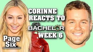 The Bachelor Recap: Corinne Olympios Reacts to Top Moments from Week 6 of Season 23 | Page Six