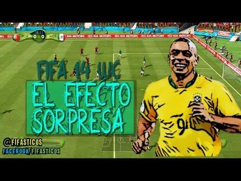 FIFA 14 WC El Efecto Sorpresa / FIFA 14 Tips y trucos