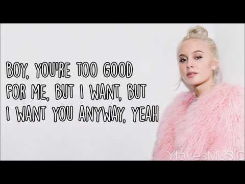 Zara Larsson - TG4M (Lyrics)
