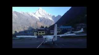 Lukla Airport Nepal - Kathmandu Lukla Flight