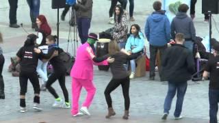 Rueda na Rynku KRAKÓW 2015- FLASH MOB