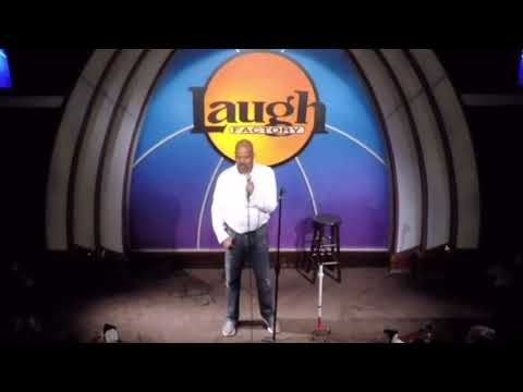 Anthony Griffith: Laugh Factory - YouTube