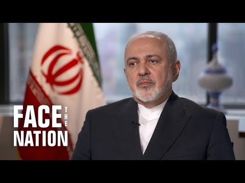 """Full interview: Javad Zarif on """"Face the Nation"""""""