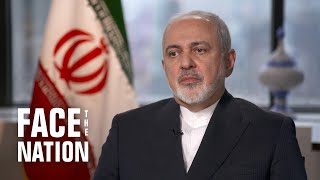 "Full interview: Javad Zarif on ""Face the Nation"""