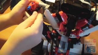 Лего EV3 Gripp3r