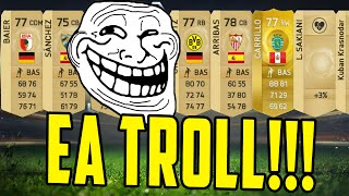 Fifa 15 - EA ARE TROLLS! 88 RATED PLAYER!!  ( FIFA 15 ULTIMATE TEAM PACK OPENING ) Thumbnail