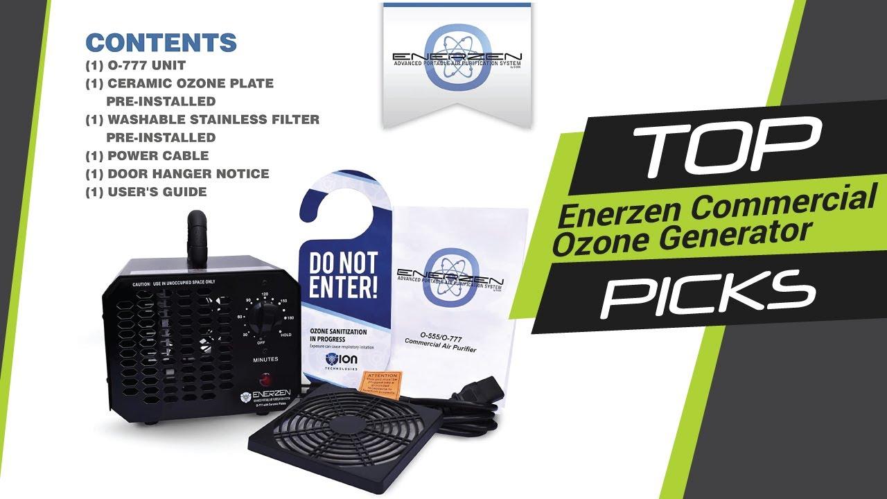 Enerzen Commercial Ozone Generator