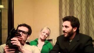 Kurt Pellegrino Kenny Florian Interview Blooper