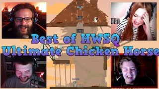 Best of HWSQ-Ultimate Chicken Horse (Folge: 63+64+65+66) [Gronkh`s Perspektive]