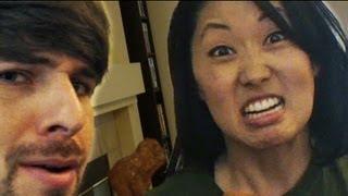 CRAZY ASIAN FOOD TEST!