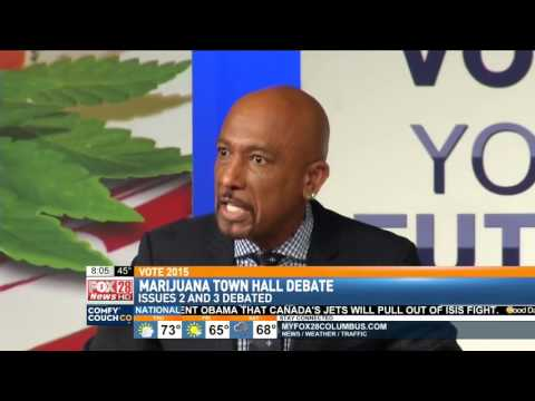 Montel Williams on WTTE Supports Ohio's Issue 3