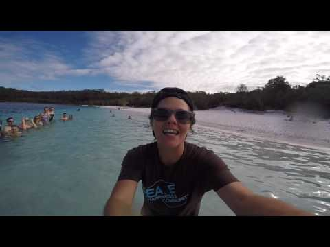 Spliced together footage of Brisbane to Cairns trip