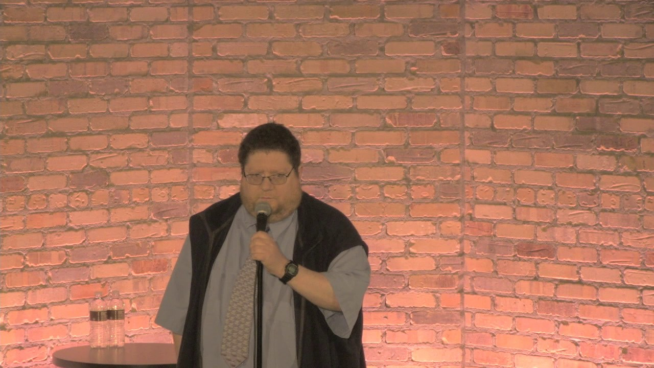 Kevin L. Schwartz at the Comedy Club on State 02 04 2017