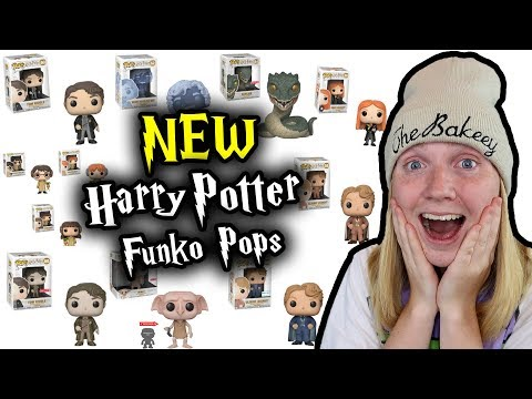 REACTING TO THE NEW HARRY POTTER FUNKO POPS (SERIES 5)