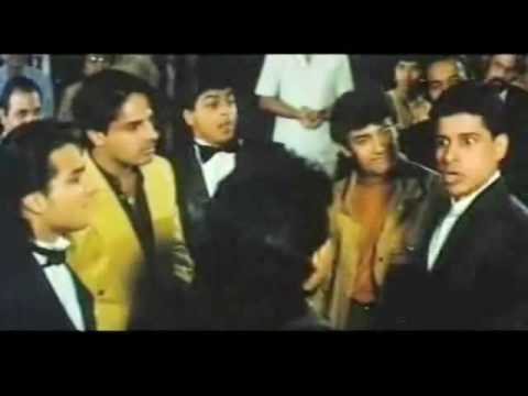 Watch: The Only Time SRK & Aamir Khan Were Together On-Screen in a Movie