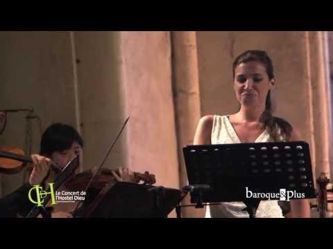 """Giuseppina Bridelli, Vivaldi Orlando furioso """"Alza in quegl'occhi"""""""
