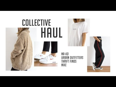 Collective Haul (NA-KD, Urban Outfitters, NIKE) | clothesnbits