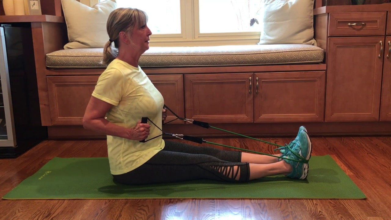 Resistance Band Workout: Total-Body