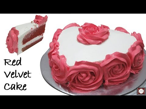 Food forever ytvideos red velvet cake without oven red velvet cake food forever forumfinder Image collections