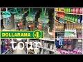 DOLLARAMA TOUR FULL STORE