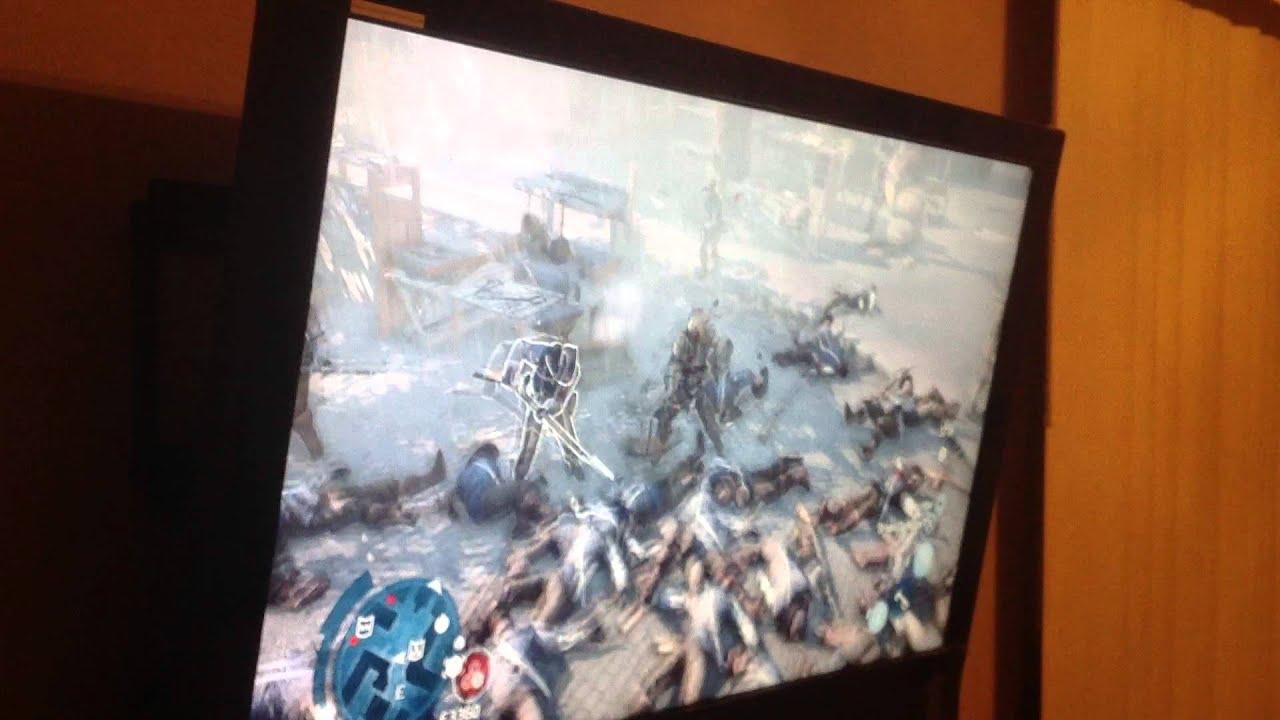 Assassin's Creed 3 Really Long Kill Streak For Ali