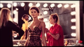 LA PERLA Backstage Campaign Spring Summer 2017 Collection by Fashion Channel