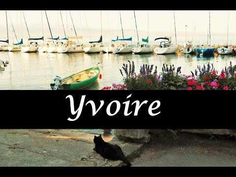 Take A Look Around : YVOIRE (Travel Vlog)