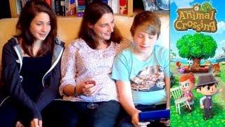 Animal Crossing New Leaf - Day 6 - Leif's Gardening Shop & Tortimer's Island