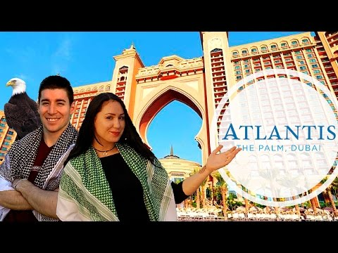 Atlantis The Palm Review 2018- Must See in Dubai
