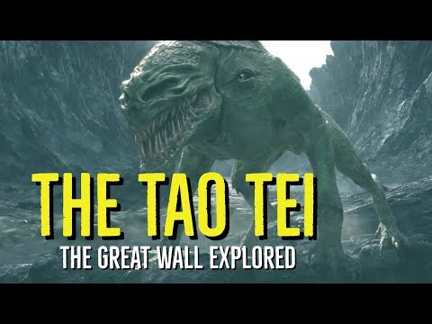 The Tao Tei (The Great Wall Explored)