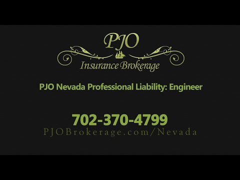 PJO NV Engineer Liability Insurance