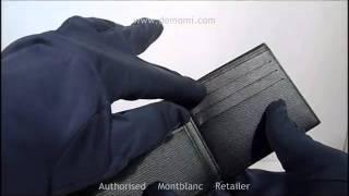 MB 103401 montblanc 4810 westside portafoglio wallet review
