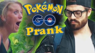 POKEMON GO PRANK