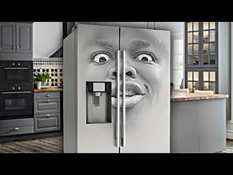 KSIOlajidebt Plays | I AM A FRIDGE