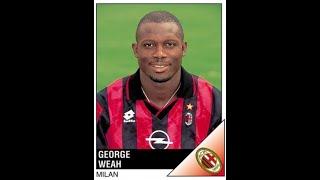 Gazzetta Football Italia 90s Heroes_ George Weah