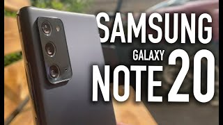 Samsung Galaxy Note 20 | Обзор и опыт использования
