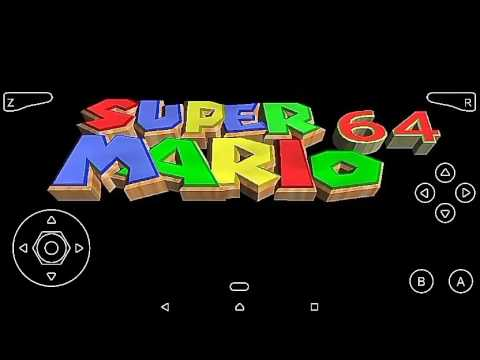 The Best N64 Emulator For Android N64oid