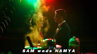 Sam & Namya | Christian Wedding Highlights