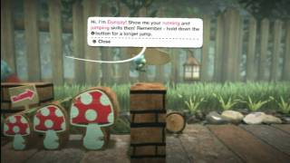 CGR Undertow - LITTLE BIG PLANET for PlayStation 3 Video Game Review