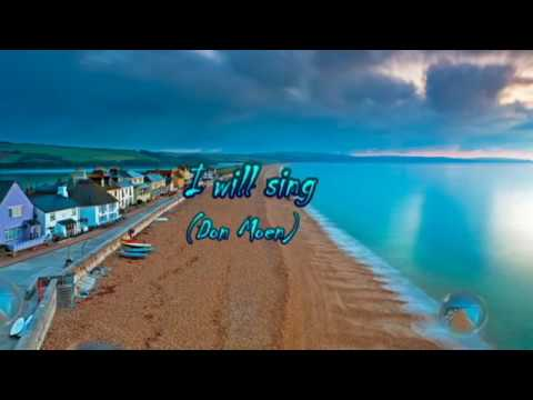 Download I will sing - Don Moen
