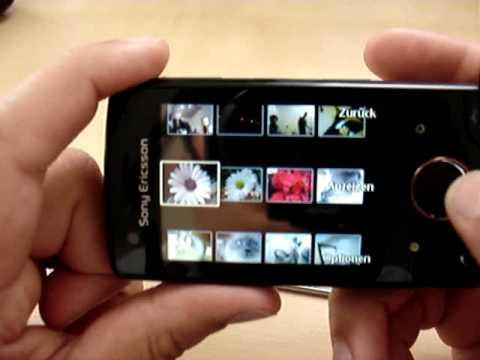 Sony Ericsson Paris P200i P5i