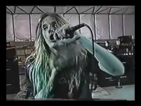 SKID ROW - Rehearsal Slave To The Grind Tour 1990
