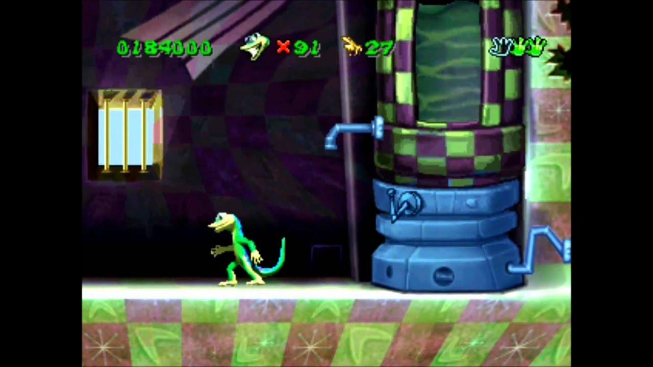Image result for Gex Toonland