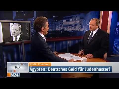 Studio Friedman: Soziale Ungerechtigkeit (Sendung vom 31.01.2013)