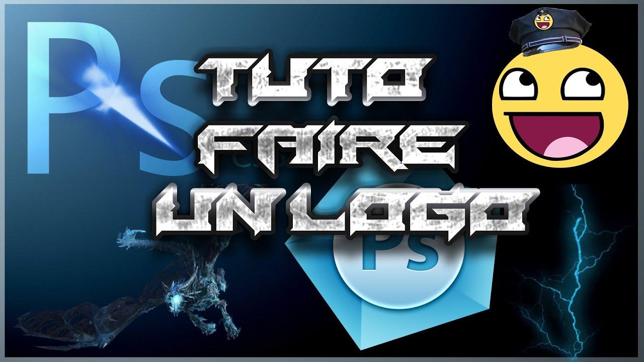 Bekannt TUTO|Comment faire un logo pour sa chaine youtube avec Photoshop  IY86