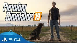 Farming Simulator 19 | Reveal Trailer | PS4