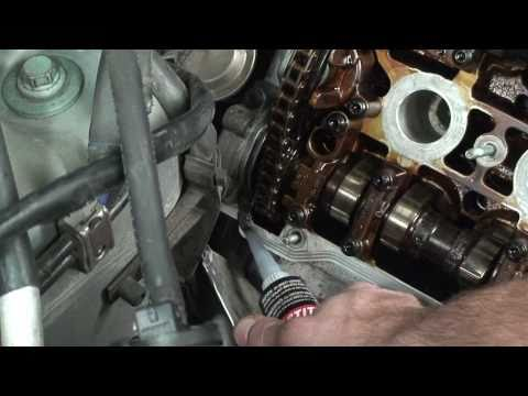 VW Valve Cover Gasket Replacement - RTV Application - 2 of 3