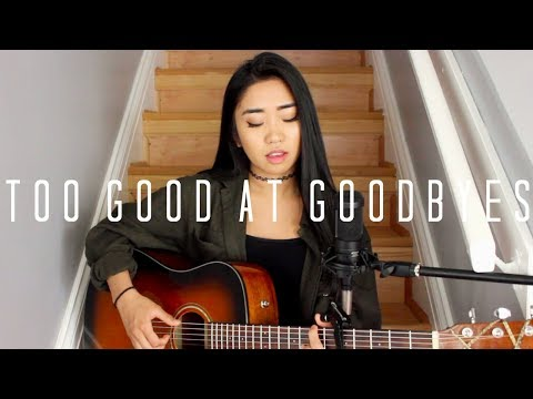 Too Good At Goodbyes x Sam Smith (Cover)