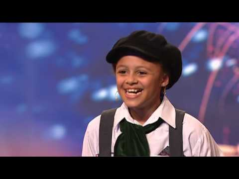 Britain's Got Talent 2009 - Callum Francis - [ Consider Yourself - Oliver Twist ]