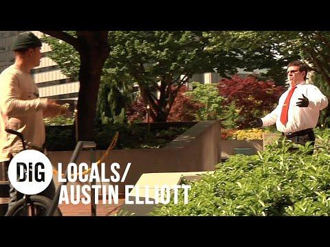 Austin Elliott - Gone to Waste - DIG LOCALS